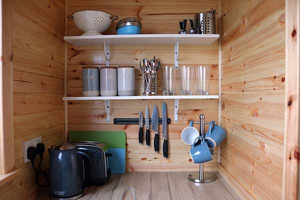 Coll Storm Pods - Kitchen