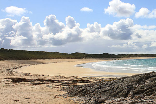 Coll Storm Pods - Feall Bay